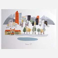Denver- Albie Designs