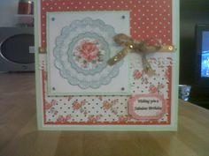 #4 home made card