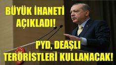 Erdoğan Afrin'i Konuştu. PYD ve DEAŞ İşbirliğini Anlattı!