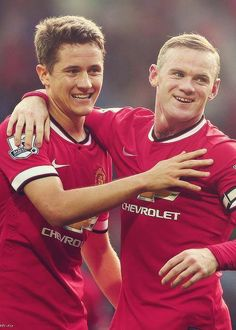 Ander Herrera could feature for Manchester United this weekend, after returning from a broken rib injury. Manchester United City, Newcastle United Fc, Aston Villa Fc, Soccer Guys, Fc 1, Sir Alex Ferguson, Wayne Rooney, Everton Fc, Man United