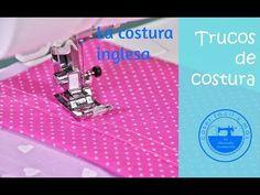Cómo coser licra y telas de punto en máquinas familiares - YouTube