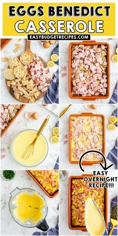 A casserole is a perfect meal for feeding a crowd. After a little bit of prep work, the casserole goes in the oven, and then you can relax and enjoy your company. Follow Easy Budget Recipes for more quick and easy recipes!