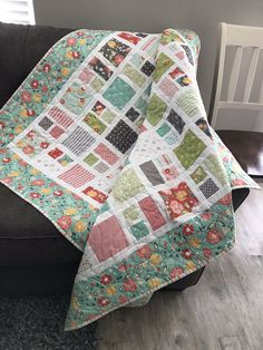 Charm Pack Quilt Pattern