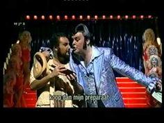 Bryn Terfel shines as Dulcamara in Elisir d´Amore - YouTube