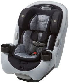 Safety 1st® Grow & Go Ex Air 3-in-1 Convertible Car Seat