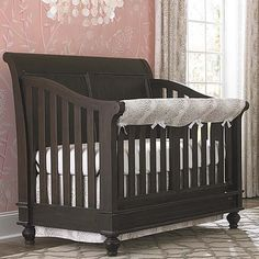 4 in 1 Emporium Convertible Crib by Bassett Furniture
