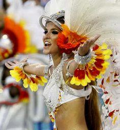 Rio de Janeiro Carnival, Brazil - Best festivals in the world