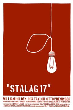 Stalag 17 I can't believe I found this! This is so cool!