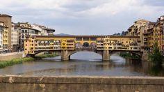 Il Ponte Vecchio di Firenze #architecture #florence #italy #bridge