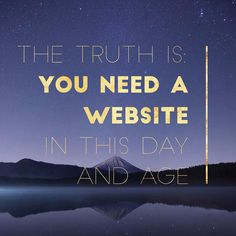 Websites: elusive for business owners but are incredibly powerful. It's not just the credibility exposure or the face of your brand but also the minimum standard of today's day and age.  Big companies have budgets but it seems as if business owners are the only ones that have fallen behind. Take control of your web home because not doing so or not even having can be affecting your business negatively.  What do you think? What are some things you could change about your current website?