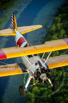 1943 PT-17 Boeing Stearman by Tyson Rininger on 500px