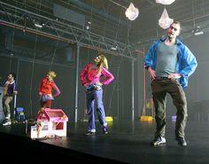 Grimmless di ricci/forte al Teatro Archivolto di Genova. Foto©Enrico Bonino
