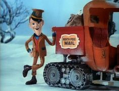 Santa Claus is Coming to Town claymation Christmas special.was shown every Christmas when I was growing up! Christmas Shows, Christmas Past, Christmas Music, Christmas Movies, Winter Christmas, Vintage Christmas, Christmas Classics, Holiday Movies, Christmas Videos