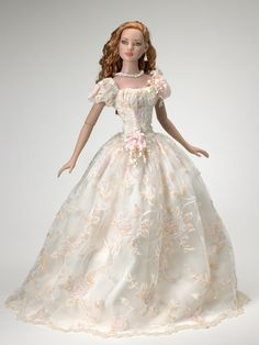 Pastel Cotillion | Tonner Doll Company..MIND BOGGLING BEAUTIFUL