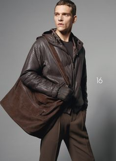 38addaca9cf8 Giorgio Armani Fall Winter 2015 Delivers Sharp Essential Menswear Styles