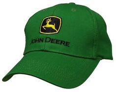 Featuring a full line of all colors- John Deere, Case IH, Farmall, Ford, and even Smith and Wesson. Trademark Logo, Ford Tractors, Green Hats, Navy Seals, Mens Caps, Kelly Green, Caps Hats, Baseball Cap, Fashion Brands