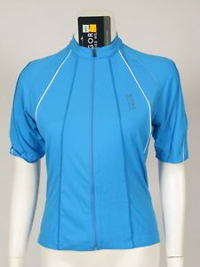 NEW Women's Gore Phantom Summer Lady Jersey, Road/Bike/Cycling, Blue, MSRP $90