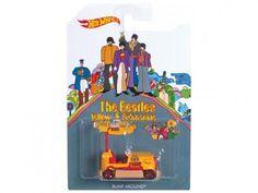 Carrinho Hot Wheels Fast Felion - The Beatles Yellow Submarine - Mattel com as melhores condições você encontra no Magazine Dajovemmenina. Confira!