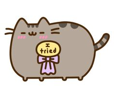 Pusheen the Cat by Sony Digital Entertainment sticker