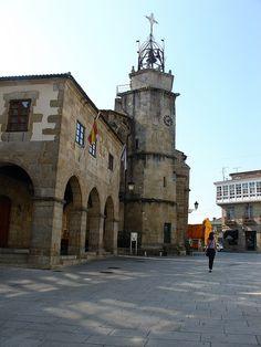 Plaza de la Constitución  Betanzos  A  Coruña   Spain by Laocoonte, via Flickr