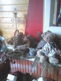 décor Noël et nonours
