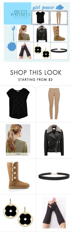 """""""Layla Lovegood 2"""" by lilimon236 ❤ liked on Polyvore featuring beauty, Polaroid, Bobeau, Barbour, Kitsch, Reiss, UGG Australia, Humble Chic and Asha by ADM"""