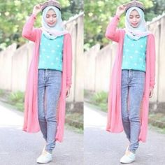 grosir cardigan panjang non rajut murah pink long sleep