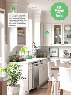 BHG Aug 13.  This article says that the cost of their soapstone LAMINATE countertops were $450 installed.  Do those look like LAMINATE?!?!
