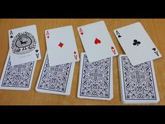 Do you want to make your family and friends fascinated by your enthralling magic trick performance? You could fulfill your wish by acquiring easy card magic tricks. As magic tricks are the most enticing skill that people dream to Magic Tricks Book, Magic Tricks Videos, Magic Tricks Tutorial, Learn Magic Tricks, Cool Magic Tricks, Easy Magic, Tutorials, Cool Card Tricks, Magic Illusions