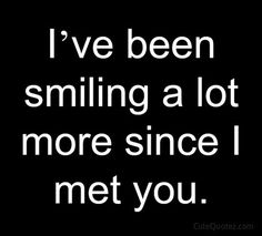 Cute Romantic Love Quotes For Him & Her Love Quotes For Him Cute, Love Quotes For Him Boyfriend, I Like You Quotes, Love Quotes Funny, Life Quotes Love, Romantic Love Quotes, New Quotes, You Make Me Happy Quotes, Flirty Quotes For Him