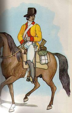 Dragón 1798 Provinciales Nueva España