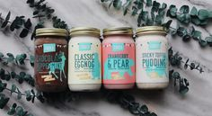 Fiasco Gelato 2016 Winter Collection on Packaging of the World - Creative Package Design Gallery