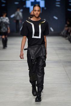 Marcelo Burlon County of Milan Fall 2015 Menswear - Collection - Gallery - Style.com  #menswear #fashion #fall2015 #fall #runway #trends