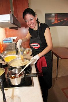Anna is happy to cook for her friends! Anna, Friends, Cooking, Happy, Amigos, Kitchen, Ser Feliz, Boyfriends, Brewing