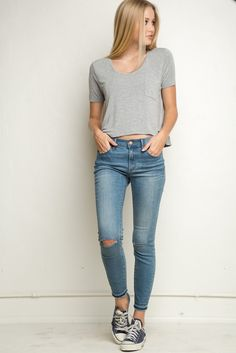 Brandy ♥ Melville | Jennah Top - Clothing
