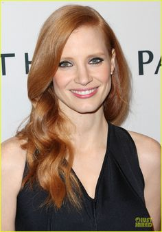 Celeb Diary: Jessica Chastain & Hugh Jackman @ The Tonight Show with Jay Leno