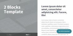 2 Column Animated Template http://codemyui.com/post/124481708385/2-column-animated-template?utm_content=buffer9d14e&utm_medium=social&utm_source=pinterest.com&utm_campaign=buffer by CodyHouse #webdesign