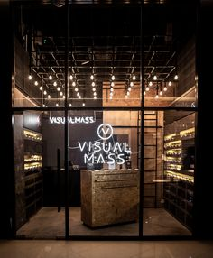 Visual Mass is an alternative optometry/eyewear brand with a mission to provide sight for the masses without the clutch of unreasonable pricing. Having grown from a tiny kiosk to a proper brick and mortar store, we were tasked to give the brand a whole ne…