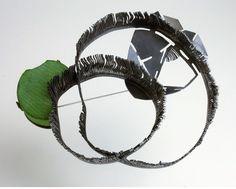Teresa F Faris Jewelry.  brooch 2015
