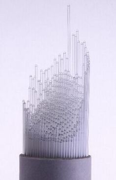 500PCS 160mm Oneside Seal glass Melting point Determination Capillary Tube