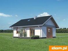 DOM.PL™ - Projekt domu AN ANTEK CE - DOM AN3-28 - gotowy koszt budowy Design Case, House Plans, Outdoor Structures, Small Farm Houses, House Floor Plans, Home Plans