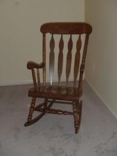 Simple Wooden Rocking Chair samsung sch-i545 galaxy s4 16gb android smartphone verizon + gsm