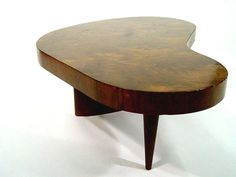 Gilbert Rohde Biomorphic Paldao Coffee Table   From a unique collection of antique and modern coffee and cocktail tables at https://www.1stdibs.com/furniture/tables/coffee-tables-cocktail-tables/