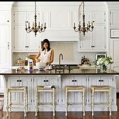 #Kitchen #Chandelier #Lighting