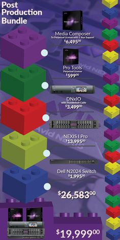 12 Best NEW! Avid NEXIS I Pro Shared Storage Solution images