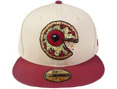 Pizza Keep Watch 59Fifty Fitted Baseball Cap MISHKA NEW ERA