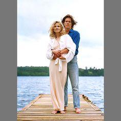 Kevin Bacon & Kyra Sedgwick 27 years of happy marriage.