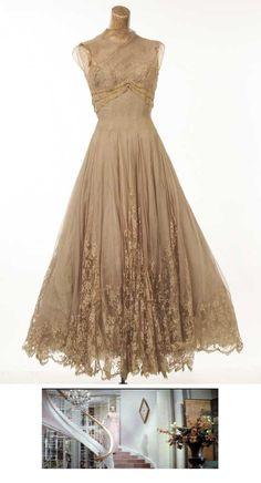 June Allyson Evening Gown - Opposite Sex 1956