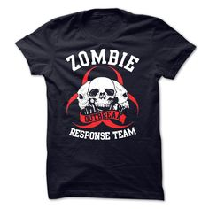 ZOMBIE OUTBREAK RESPONSE TEAM T-Shirts, Hoodies, Sweaters