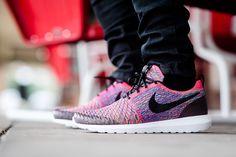 Nike Flyknit Roshe Run 7